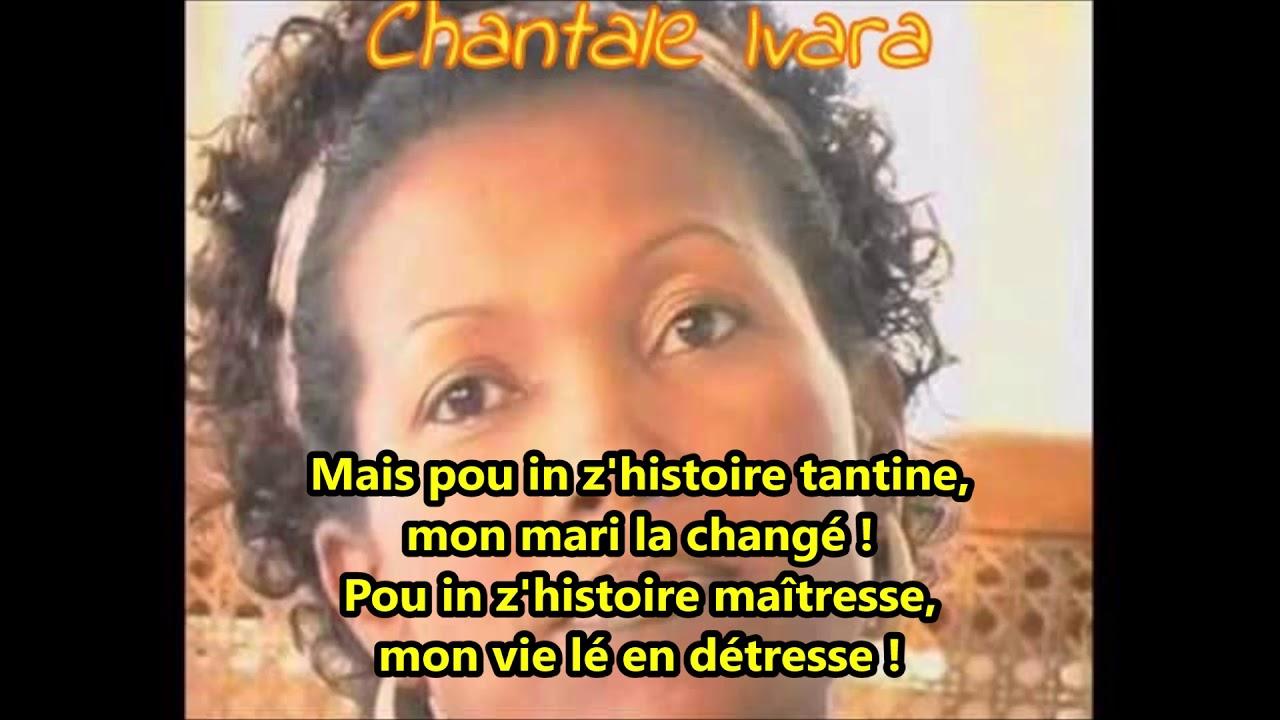 Download Chantale Ivara - Mon cauchemar - Paroles