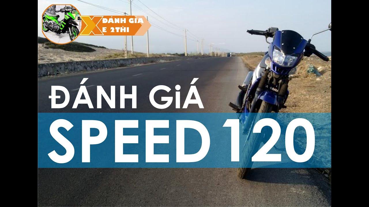 Đánh Giá Xe 2 Thì Yamaha Speed MX 120