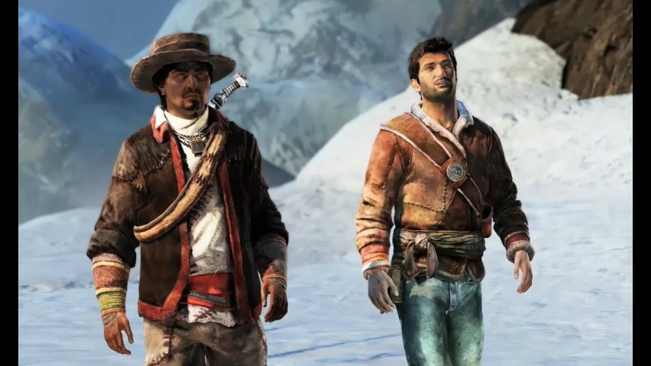 uncharted 2 tenzin translation turn on cc for subs youtube