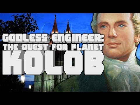 Godless Engineer: The Quest for Planet Kolob