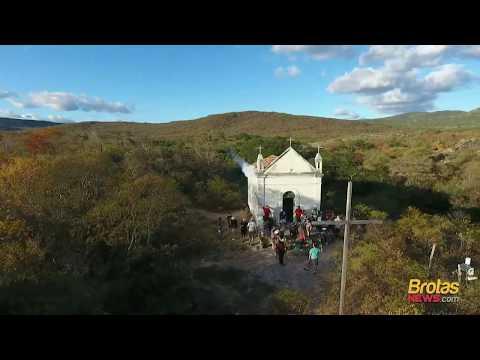 UM AMOR CHAMADO BROTAS DE MACAÚBAS - BA