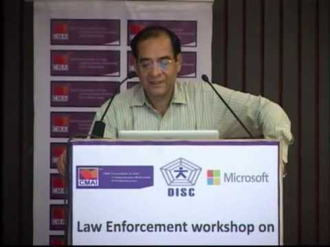 DISC Foundation New Delhi Law Enforcement Event