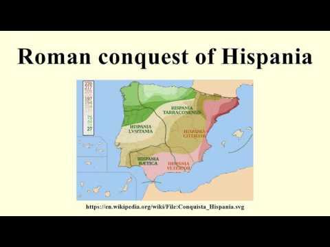 Roman conquest of Hispania