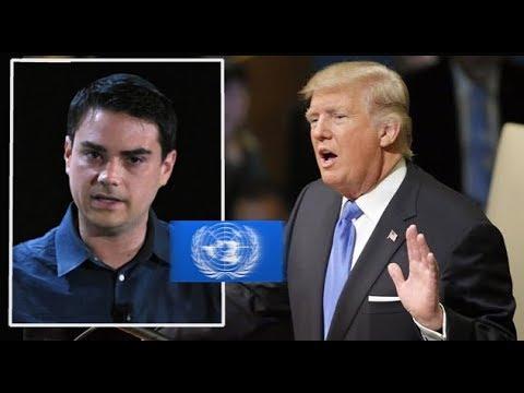 BEN SHAPIRO Analizando el Discurso de Donald J. TRUMP en la *ONU*.-