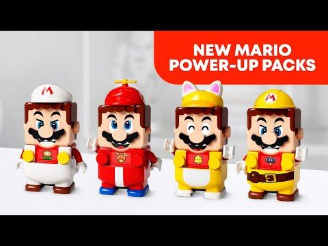 LEGO Super Mario får lite nya kläder Om man tröttnat på rörmokar-looken