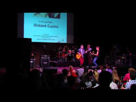 Distant Cuzins - RUNNER-UP - Launchpad Wisconsin 2015
