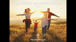 Pregação Salmo 47 - Alegria da adoração