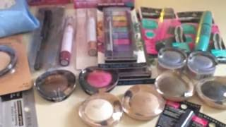 EPIC BEAUTY HAUL! Saved $165 on NAME BRAND Makeup, Hair, & Beauty Products | fabb♡TV