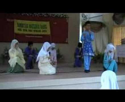 johan nasyid maulidur rasul
