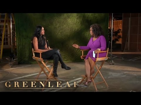 Merle Dandridge on Getting Her First Lead Role on a TV Drama  Greenleaf  Oprah Winfrey Network