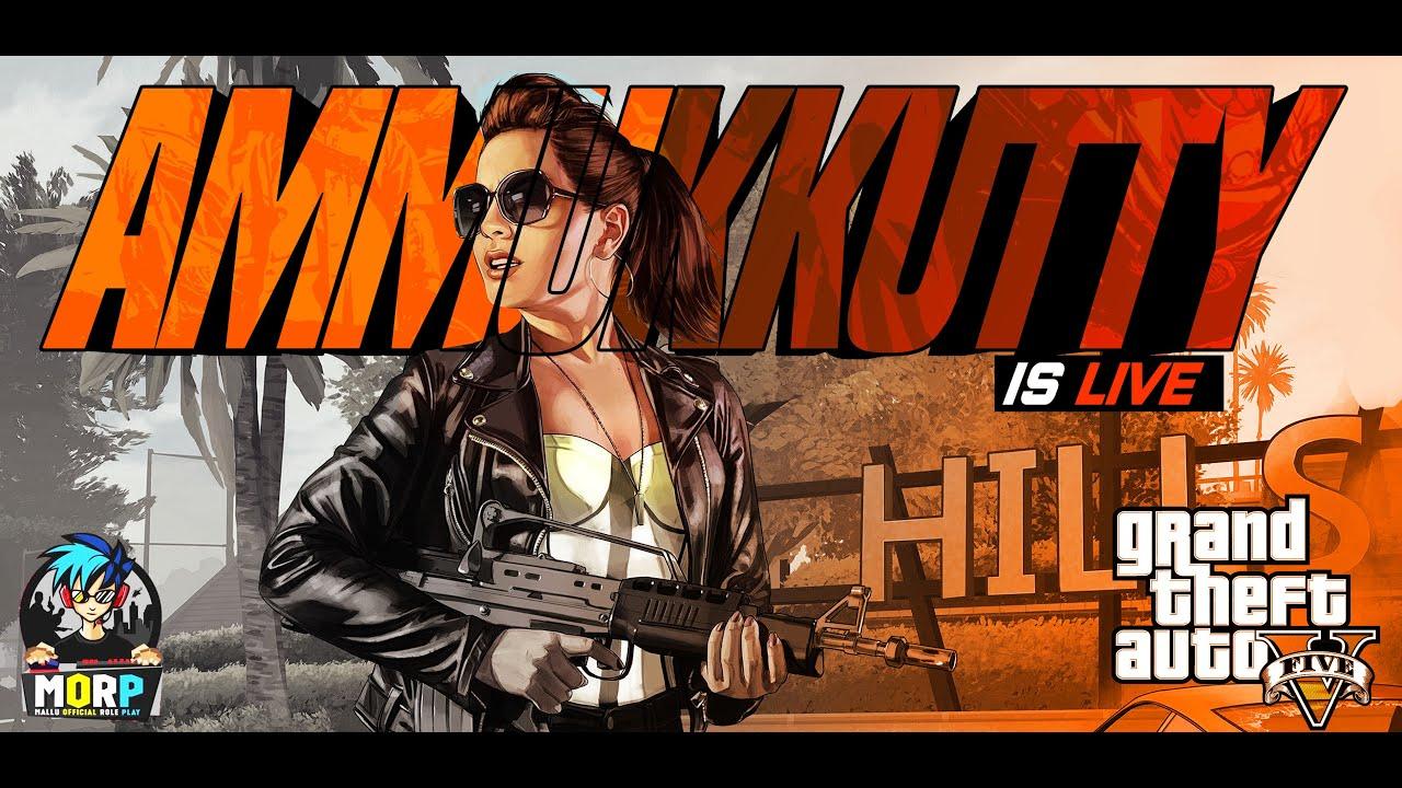 Ammukutty Sceneaaney | Villain YT | MORP GTA 5 Roleplay