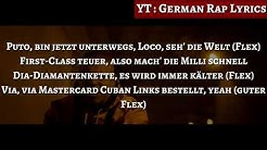 LUCIANO - Millies (Official HQ Lyrics) (Text) (Download) l German Rap Lyrics