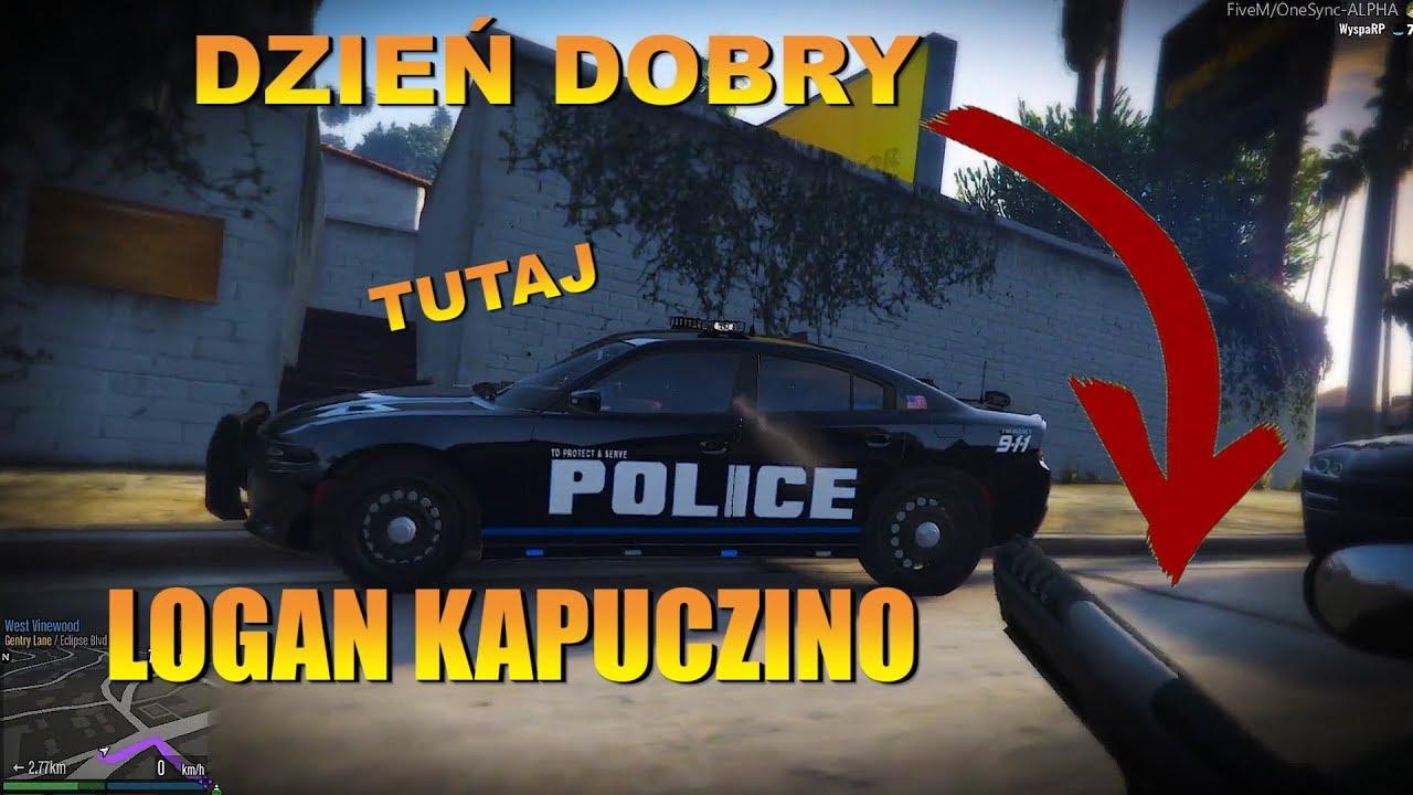 GTA RP Logan Policyjny pościg w przestworzach