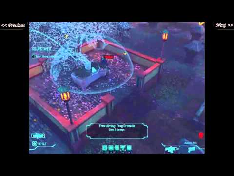 Let's Play XCOM Enemy Unknown: Slingshot Mission  
