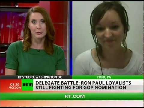 Ron Paul off the campaign trail, pocketing Romney
