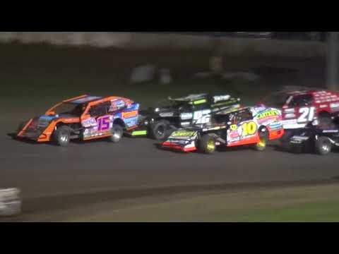 "2018 ""Modified Madness"" IMCA Modified feature Davenport Speedway 5/18/18"