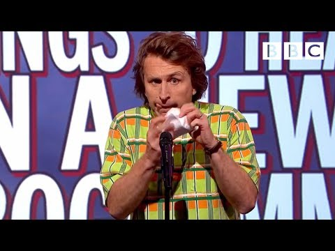 Unlikely things to hear on a news programme - Mock the Week: Series 13 Episode 9 Preview - BBC