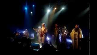 Tinariwen - Chaghaybou (Live)