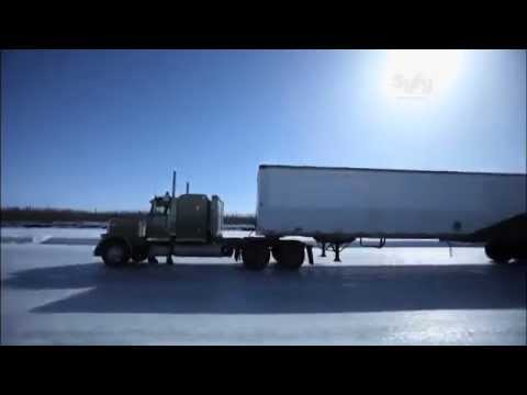 Ice Road Terror - A Syfy Universal Movie - Donald James Voice Overs