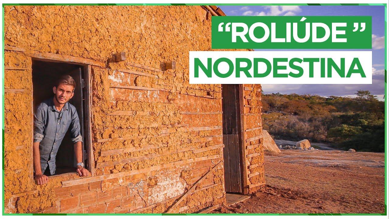 Lajedo do Pai Matheus, em Cabaceiras, na Paraíba.