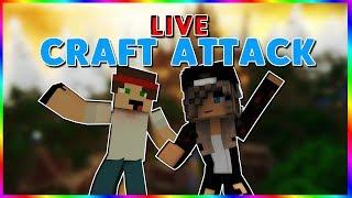 CRAFT ATTACK 2020 LIVE 💎 Minecraft 1.15 | Deutsch