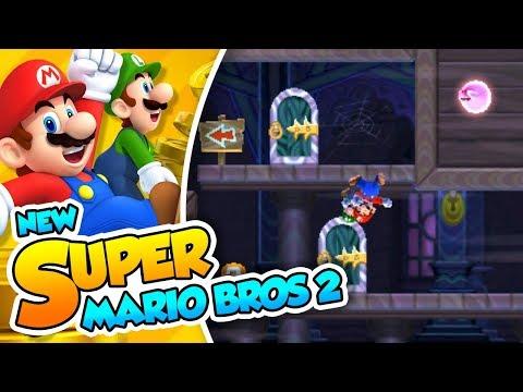 ¡Trolleada fantasmal!   15   New Super Mario Bros 2 con @Naishys