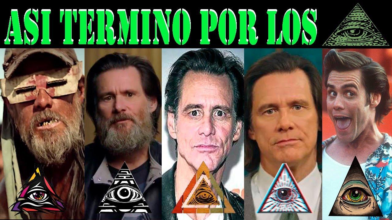 La censura iluminati a Jim Carrey / Este mundo no es nuestro, no existimos