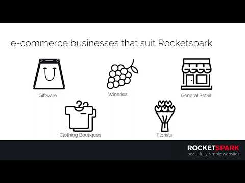 Rocketspark NZ & AU Design Partners - How to take on e commerce clients