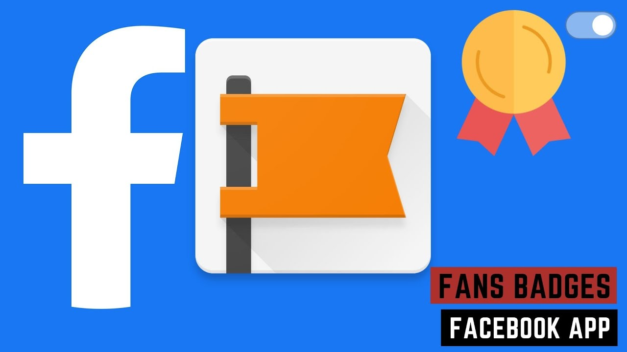 How to enable badges of Facebook page