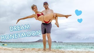 DREAM HONEYMOON IN HAWAII | leighannvlogs