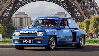 Renault 5 Turbo 1 test drive ( HD )