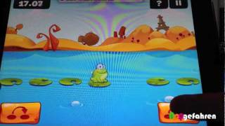 Review: Tap The Frog 2 (iPhone, iPad) by appgefahren.de