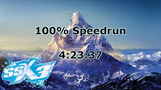 SSX 3: 100% Speedrun in 4:23:37