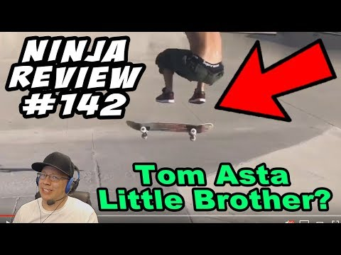 Ninja Review #142: Tom Asta's Brother?