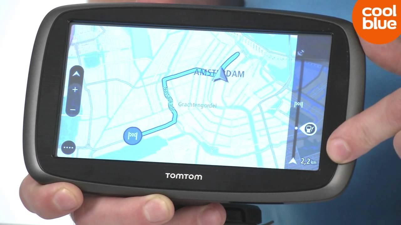 TomTom Start 60 autonavigatie productvideo (NL/BE) - YouTube