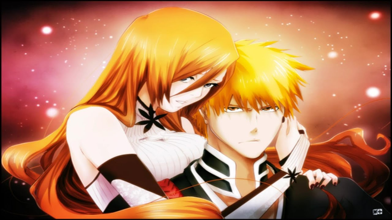 Image result for Ichigo and Orihime