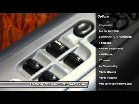 2007 Dodge Ram FH Dailey Chevrolet - Bay Area - San Leandro CA 578