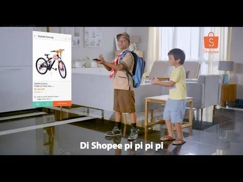 Iklan Shopee - Baby Shark, Beli Semua di Shopee Gratis Ongkir 30sec (2017)