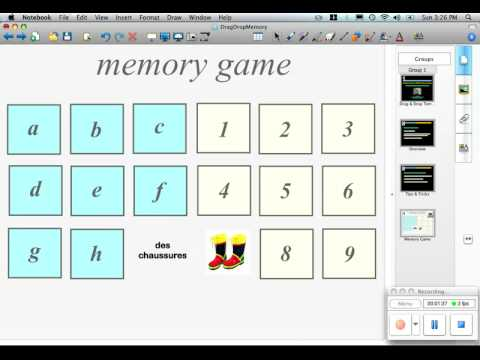 drag  drop templates  memory game, Powerpoint