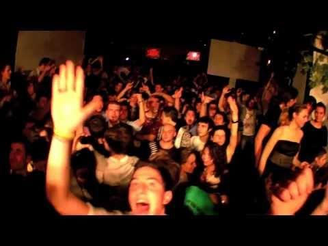 UAU // Benny Benassi Live 2010 // Showroom Padova