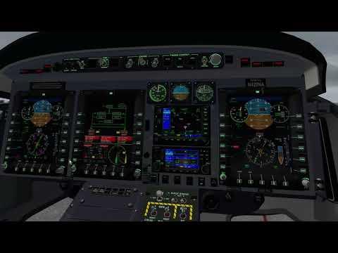 Cockpit and Displays