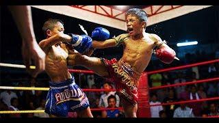 Тайский бокс, или муай-тай — боевое искусство Таиланда