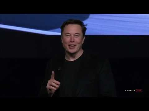Tesla Model Y Unveil