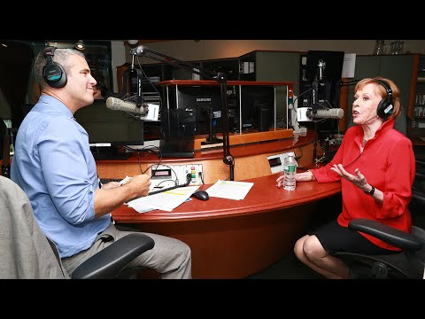 Andy Cohen Live: Carol Burnett Talks About her Friend Lucille Ball // SiriusXM // Radio Andy