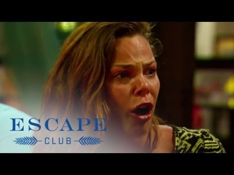 What Would You Do for a Chance at Paradise? | Escape Club | E!