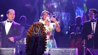 """Lila Downs & La Sonora Santanera """"Perfume de Gardenias"""" @ Auditorio Nacional 9-29-13"""