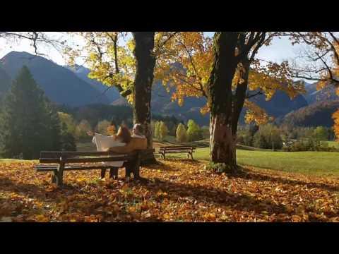Bunte Herbstzeit in Oberstdorf