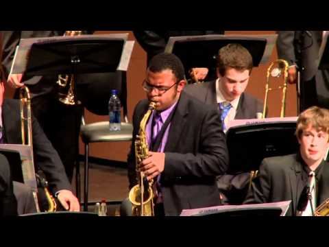 2011 JAZZ BAND OF AMERICA | A Night in Tunisia | Allen Vizzutti & Josh Shpak