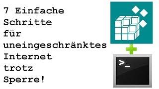 Internetsperre Umgehen durch MAC-Adresse ändern