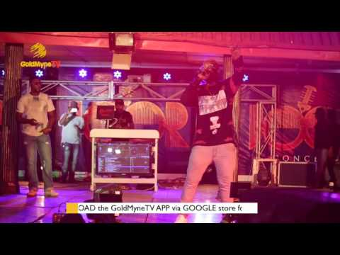 SKALES' PERFORMANCE AT JOOR CONCERT 2017 (Nigerian Music & Entertainment)